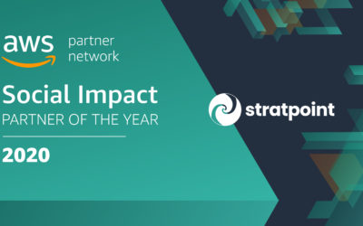 AWS 2020 Social Impact Partner of the Year Award