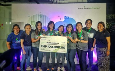 Women of Stratpoint proclaimed Grand Champion at the 2nd DevelopHer