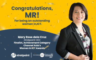 Stratpoint CEO recognized in Channel Asia's 2021 Women in ICT Awards
