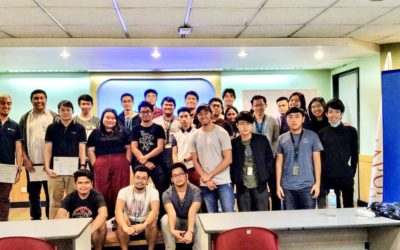 Stratpoint goes to Mapua for Series of Talks to Graduating Students